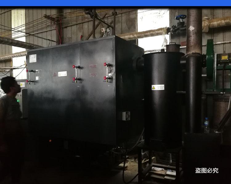 蒸汽发生器案例